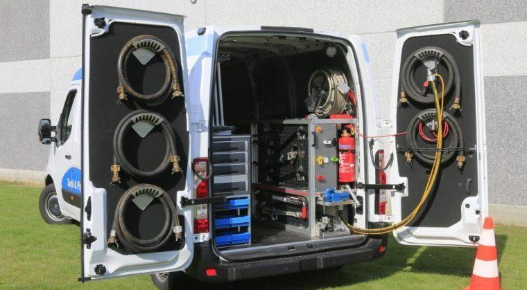 Matériel de détection de fuite ATEX pour cuves et tuyaux enterrés